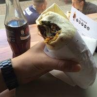 Das Foto wurde bei Berlin Burrito Company von Navid am 9/2/2015 aufgenommen