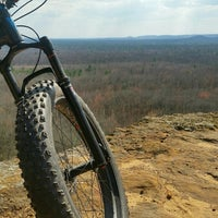 Photo taken at Levis Trow Mountain Bike Trail by Colin E. on 4/19/2016