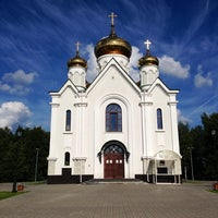 Снимок сделан в Невская Дубровка пользователем Katrin K. 7/31/2013