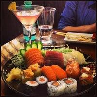 Foto tirada no(a) Nahoe Sushi por Erica R. em 7/9/2013
