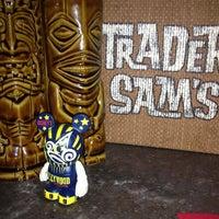 Photo taken at Trader Sam's Enchanted Tiki Bar by Richie D. on 11/29/2012