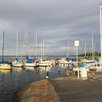Photo taken at Kulhuse Havn by Andrey T. on 8/30/2015