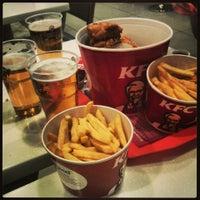 Photo taken at KFC by Alexander D. on 3/27/2013