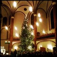 12/24/2012 tarihinde Luci W.ziyaretçi tarafından Gethsemanekirche | Gethsemane Church'de çekilen fotoğraf