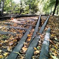10/9/2012 tarihinde Luci W.ziyaretçi tarafından Natur-Park Schöneberger Südgelände'de çekilen fotoğraf
