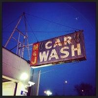 Photo taken at M & J Car Wash by Matthew V. on 12/14/2014