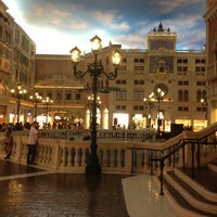 Photo taken at The Venetian Macao by Ivan on 5/4/2013