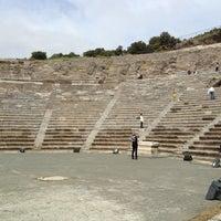 3/28/2013 tarihinde Murat A.ziyaretçi tarafından Antik Tiyatro'de çekilen fotoğraf