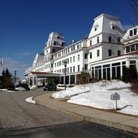 Photo taken at Wentworth by the Sea, A Marriott Hotel & Spa by Beth B. on 2/14/2013
