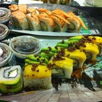 Photo taken at Sushi Roll by Iyari on 1/17/2013