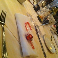 Photo taken at Bistecca Italian Steakhouse Wine Bar by Chelsey S. on 12/14/2012