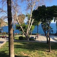 Photo taken at Liman Seyir Terası by Aynur A. on 4/22/2018
