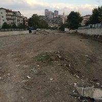 Photo taken at Saimekadın Banliyö İstasyonu by Nazik Y. on 10/6/2016