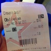 4/24/2013에 Richard F.님이 Cineworld에서 찍은 사진
