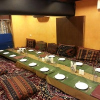Photo taken at Persian Darbar by Khozeima F. on 11/8/2014