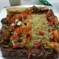 Photo taken at Afghan Kabob & Grill by Khozeima F. on 5/7/2013