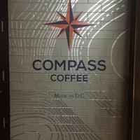 5/28/2016에 Dave D.님이 Compass Coffee에서 찍은 사진