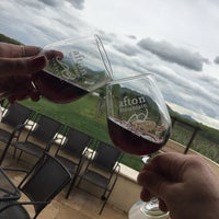 Photo taken at Afton Mountain Vineyards by Dave D. on 4/17/2017