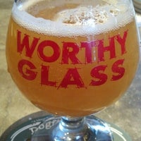 Photo taken at Worthy Burger by Ronald H. on 12/30/2012