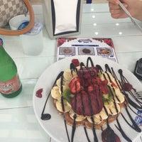 8/14/2015 tarihinde Büşra Y.ziyaretçi tarafından Bitez Dondurma'de çekilen fotoğraf