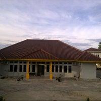 Photo taken at Kementerian Pekerjaan Umum by Raden K. on 12/1/2014