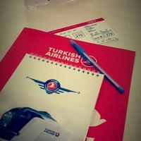 Photo taken at thy uçuş egitim başkanligi konferans salonu by Büşra Ç. on 11/19/2015