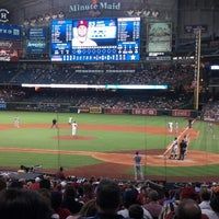 Photo taken at Minute Maid Park by Sue H. on 6/26/2013
