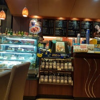Photo taken at Coffee World by George T. on 7/24/2016