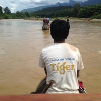 Photo taken at Elephant Village & Shangri-Lao by Antoine N. on 10/12/2015