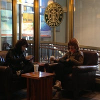 Photo taken at Starbucks by Nikita D. on 4/21/2013