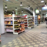 Photo taken at Мегамаркет / Megamarket by Nikita D. on 3/17/2013