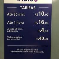 Photo taken at Estacionamento Indigo by Augusta K. on 1/10/2017