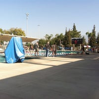 Photo taken at Rosemead Aquatic Center by Travis H. on 3/23/2013