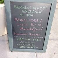 Photo taken at Brooklyn Women's Exchange by Doris W. on 5/7/2014