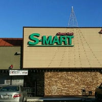 Photo taken at S-Mart by Kim D. on 12/16/2015