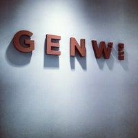 Photo taken at GENWI HQ by Nikolai C. on 11/15/2012