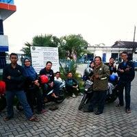 Photo taken at Pelabuhan Penajam by Agusto P. on 6/7/2014