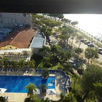Photo taken at Turismo Hotel Casino by Fede M. on 4/1/2016