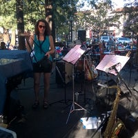 Photo taken at Jazz On The Plazz by Tyler W. on 7/31/2014