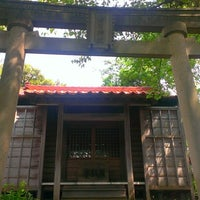 Photo taken at 春日神社 by Clomi9999 on 8/23/2014