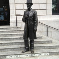Photo taken at New-York Historical Society Museum & Library by Nick L. on 7/26/2013