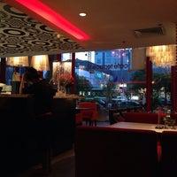 Photo taken at Cafe Terrace by Milan T. on 10/1/2013