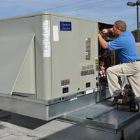 Photo Taken At Foust Heating Amp Air Conditioning By
