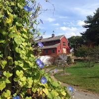 Photo taken at Buttermilk Falls Inn & Spa by Jessica G. on 10/19/2013