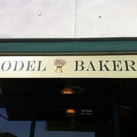 Photo taken at Model Bakery by Kim D. on 7/8/2013