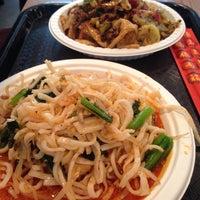 7/10/2015 tarihinde dawn.in.newyorkziyaretçi tarafından Xi'an Famous Foods'de çekilen fotoğraf
