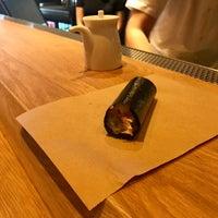 Photo prise au KazuNori: The Original Hand Roll Bar par dawn.in.newyork le3/30/2017