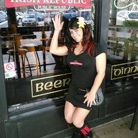 Photo taken at Irish Republic, Ale House by Jody F. on 3/5/2013