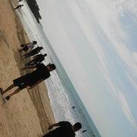 Photo taken at Pantai Anyer (Anyer Beach) by Sony P. on 12/9/2015