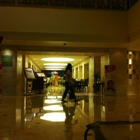 Photo taken at Hotel Borobudur Jakarta by Fauzi A. on 10/28/2012
